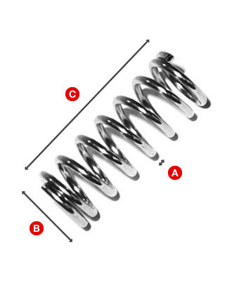 Stainless Steel Compression Springs Stock Springs Australia