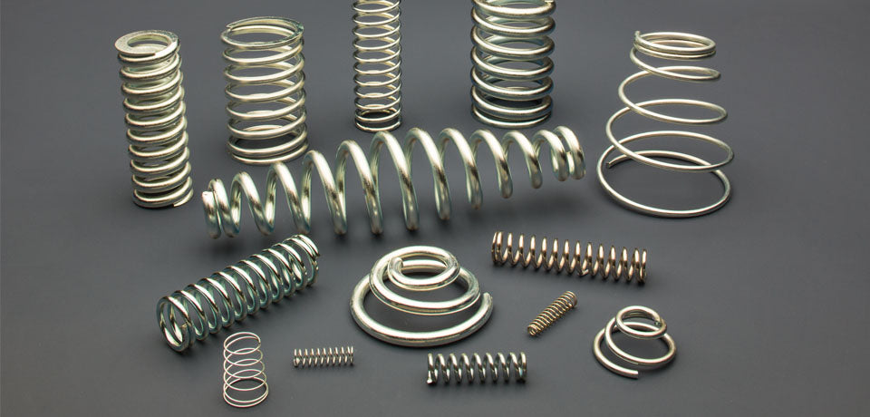 Compression Spring range