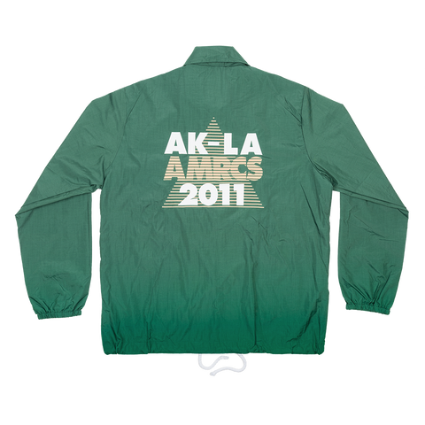 AMRCS JACKET - FOREST GREEN