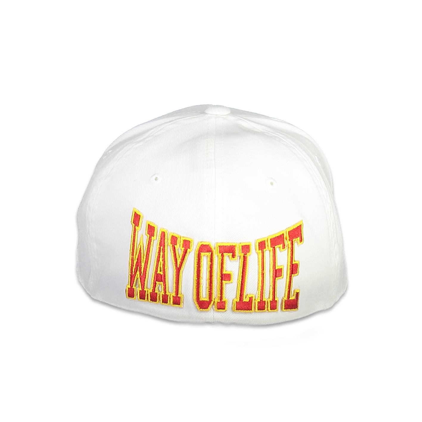 SNOBS - WAY OF LIFE HAT (WHITE)