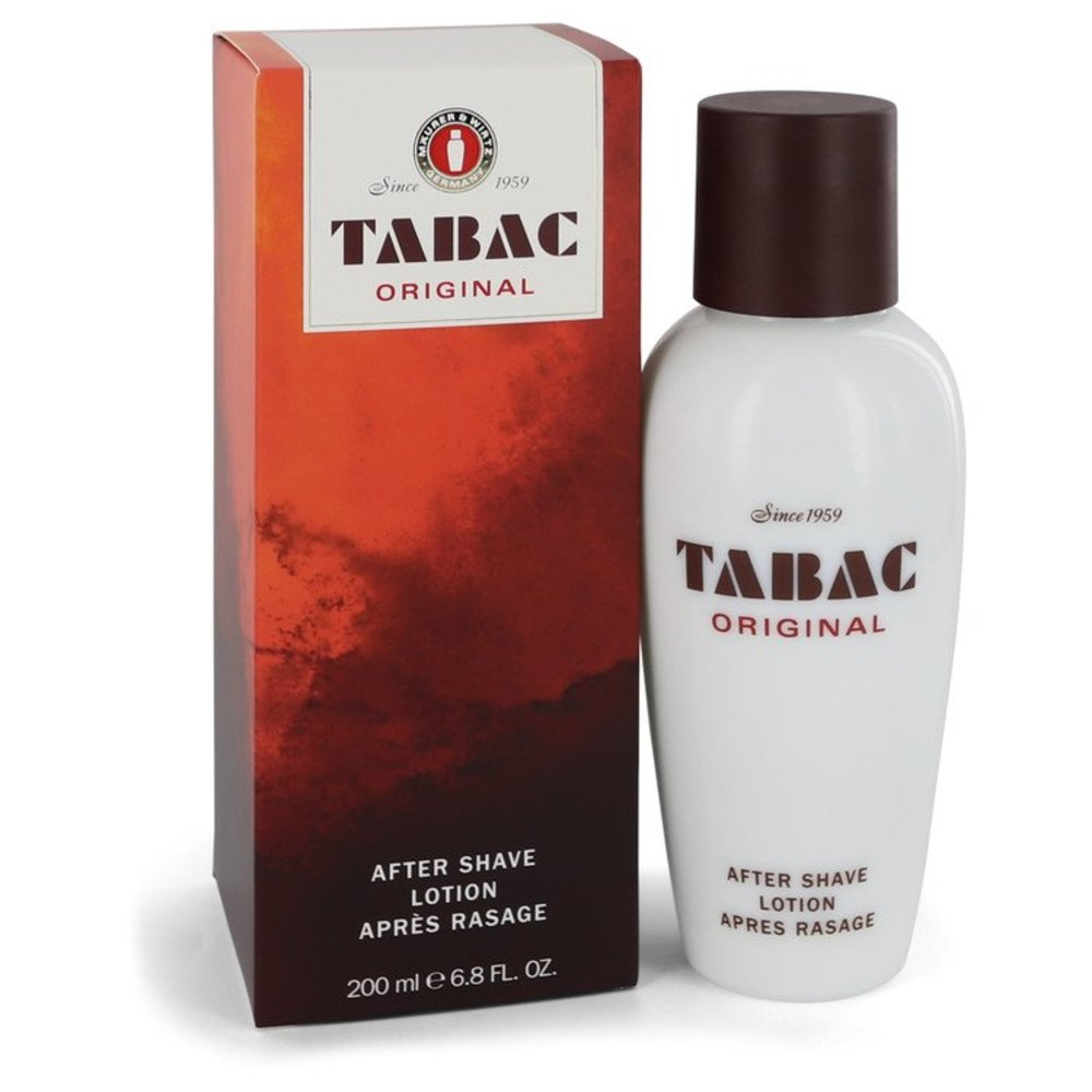 Tabac By Maurer and Wirtz After Shave 6.7 Oz For Men