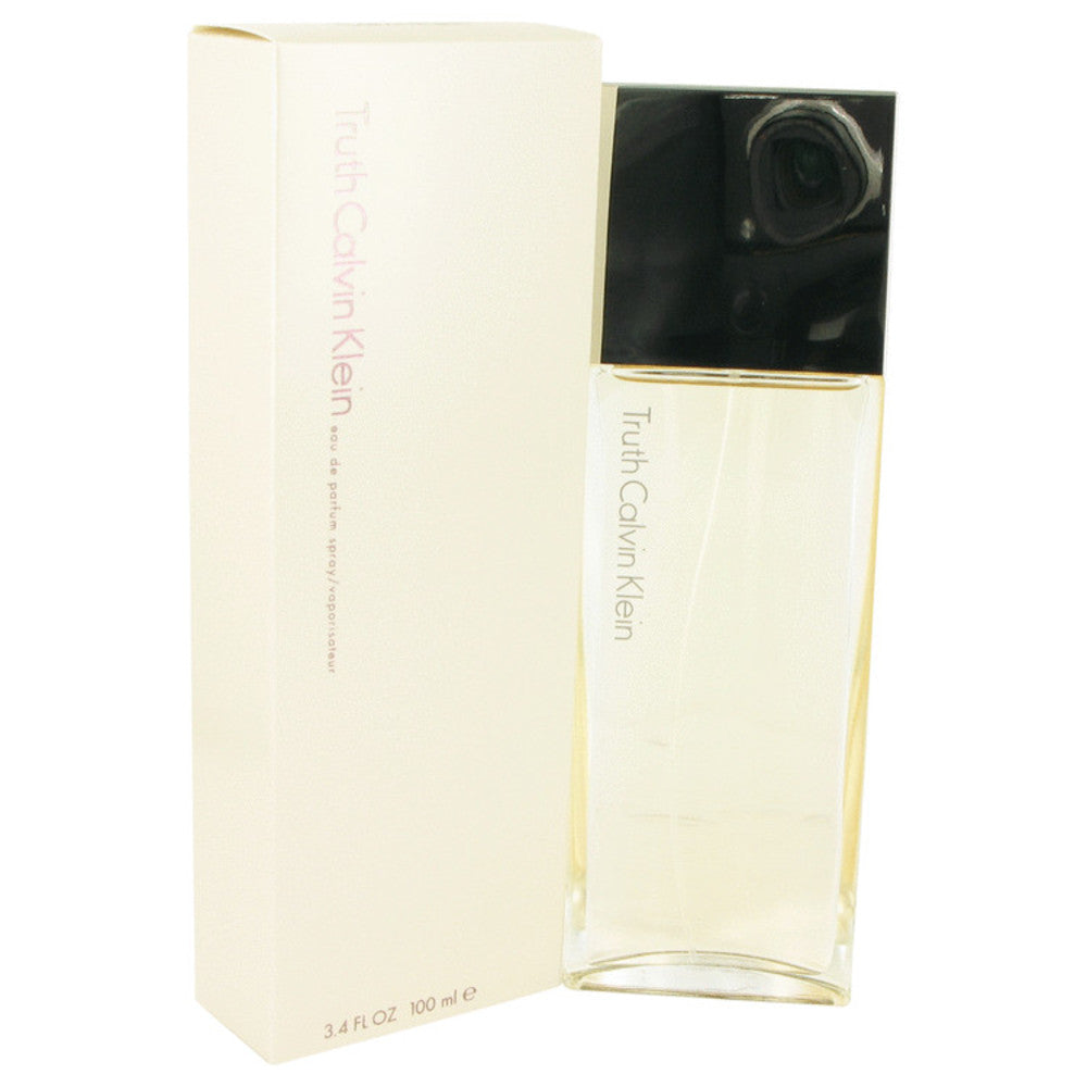 Truth By Calvin Klein Eau De Parfum Spray 3.4 Oz For Women