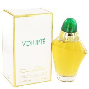 Volupte By Oscar De La Renta Eau De Toilette Spray 3.4 Oz For Women