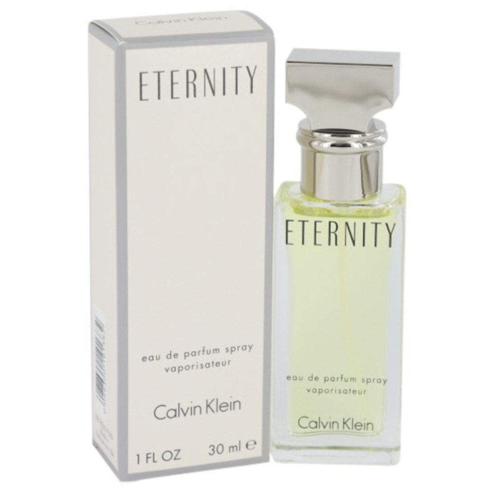 Eternity By Calvin Klein Eau De Parfum Spray 1 Oz For Women