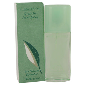 Green Tea By Elizabeth Arden Eau Parfumee Scent Spray 1.7 Oz For Women