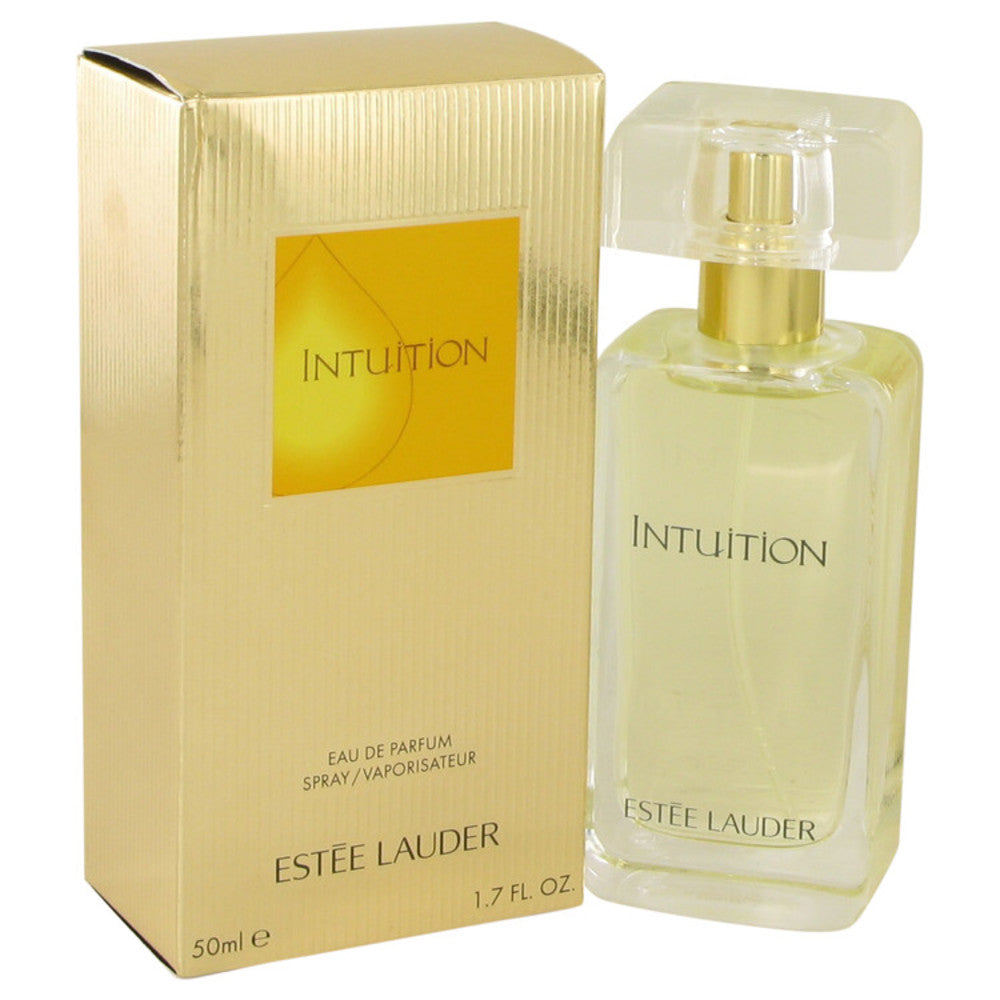 Intuition By Estee Lauder Eau De Parfum Spray 1.7 Oz For Women