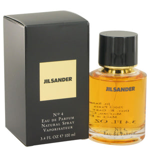 Jil Sander #4 By Jil Sander Eau De Parfum Spray 3.4 Oz For Women