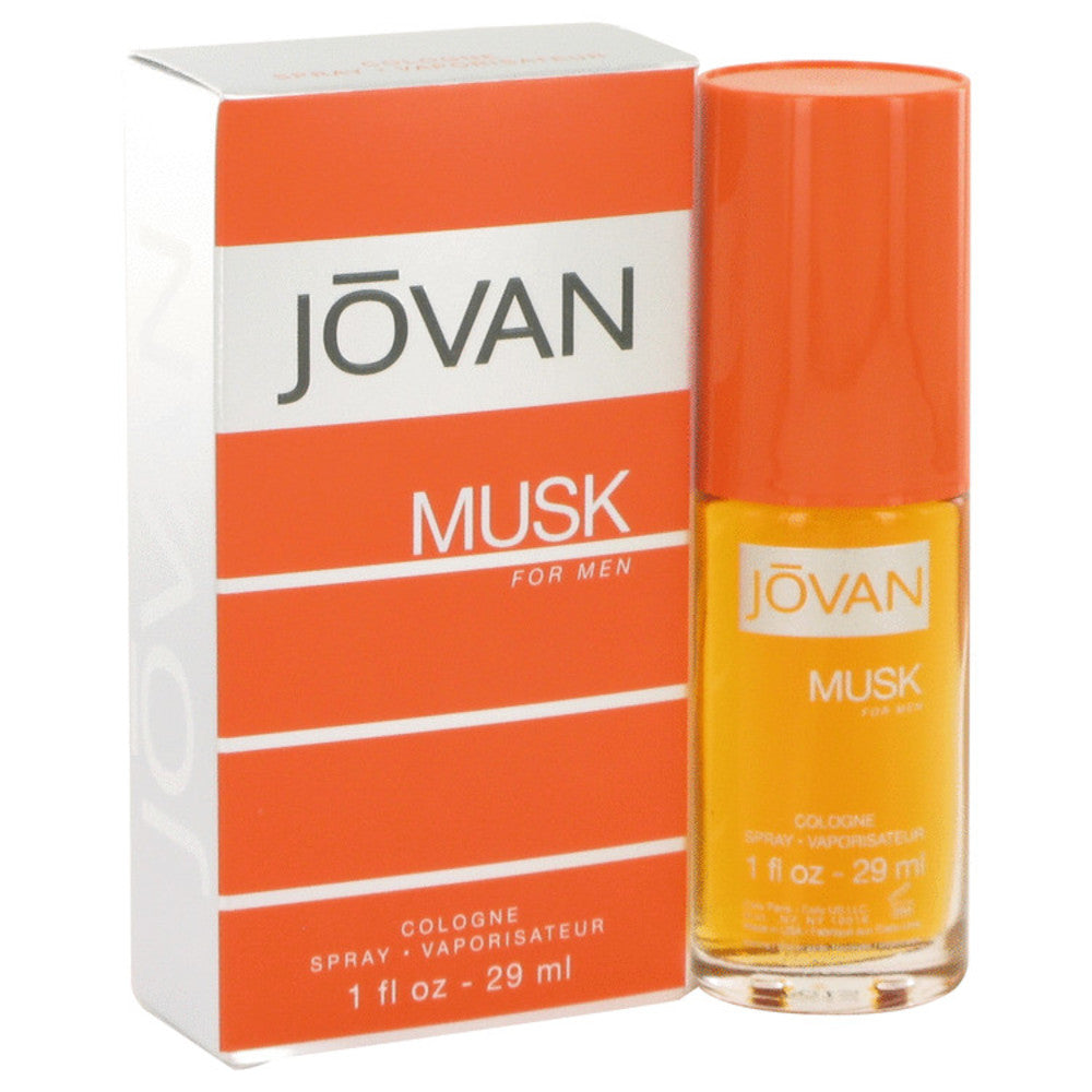 Jovan Musk By Jovan Cologne Spray 1 Oz For Men