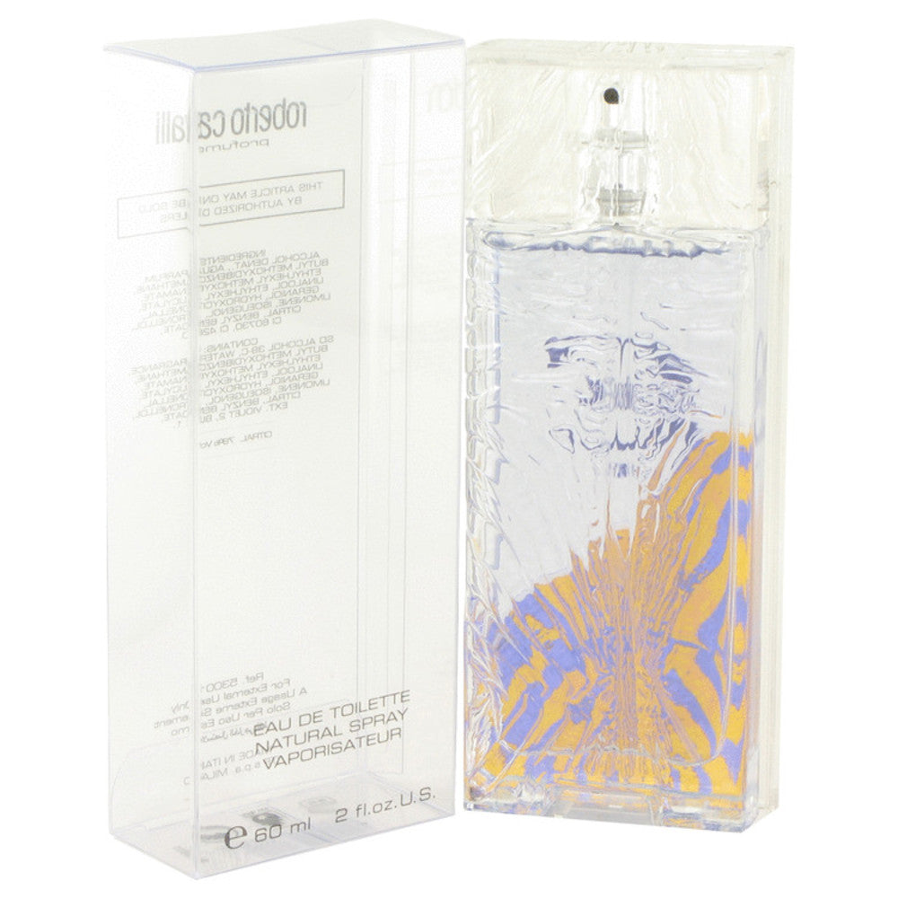 Just Cavalli By Roberto Cavalli Eau De Toilette Spray 2 Oz For Men