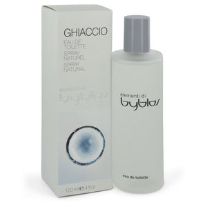 Byblos Ghiaccio By Byblos Eau De Toilette Spray 4 Oz For Women