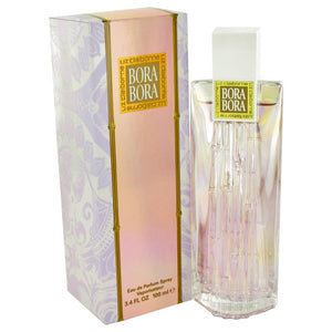 Bora Bora By Liz Claiborne Eau De Parfum Spray 3.4 Oz For Women