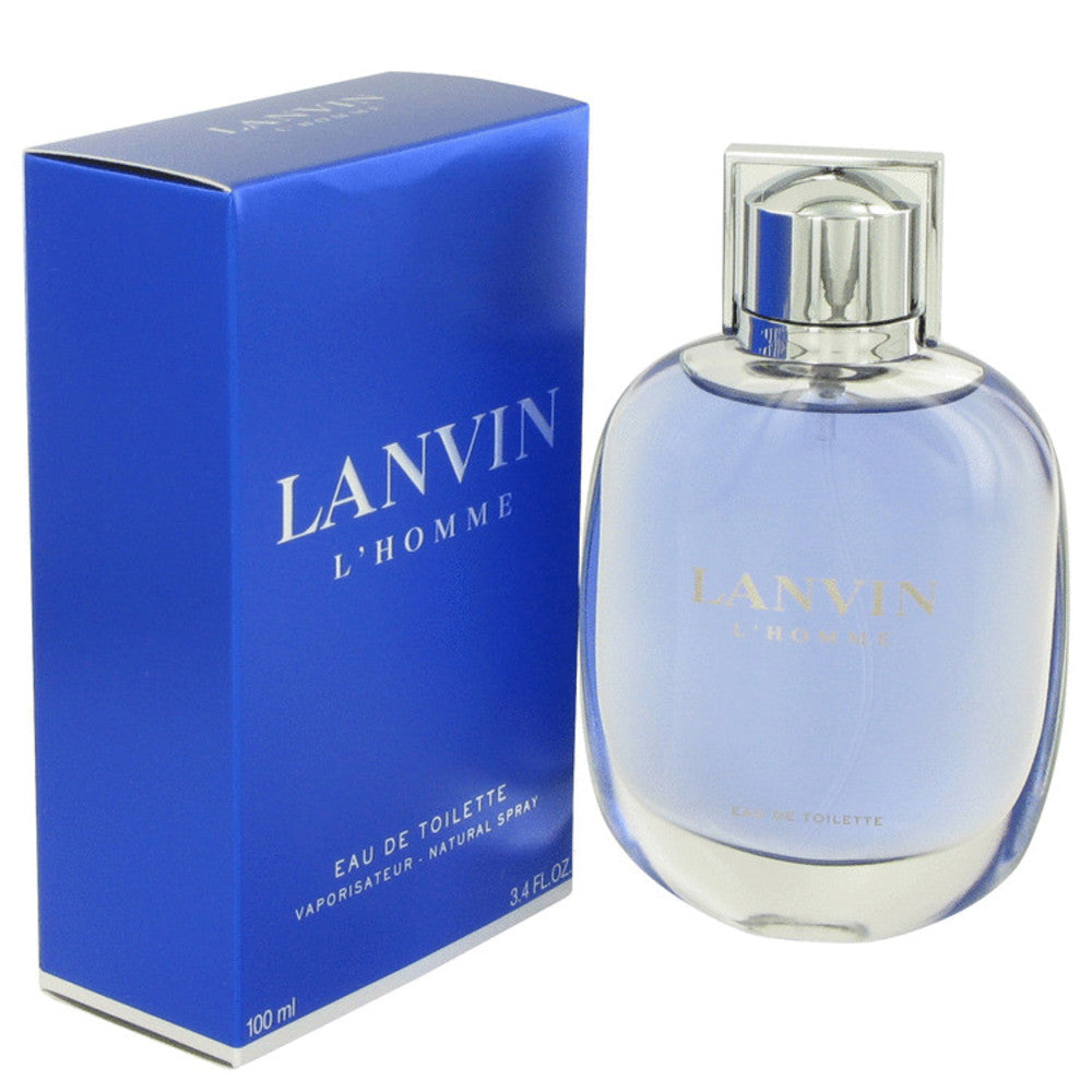 Lanvin By Lanvin Eau De Toilette Spray 3.4 Oz For Men