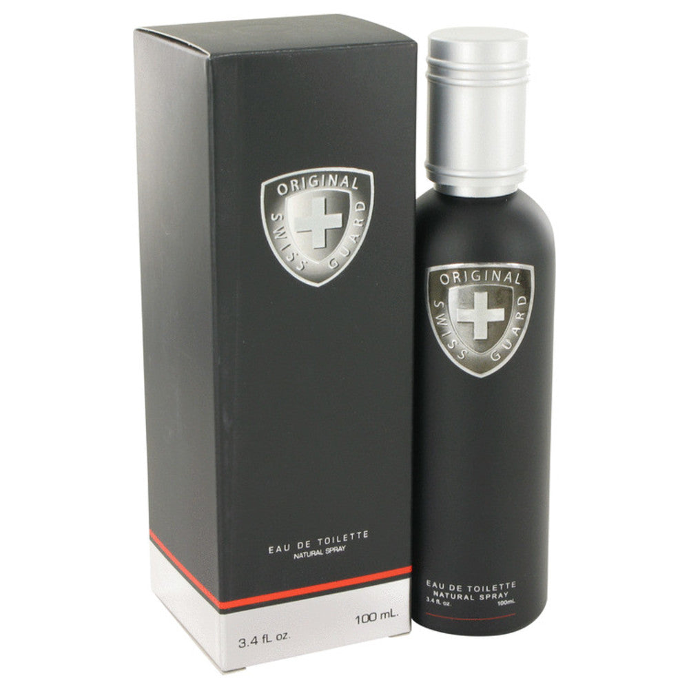 Swiss Guard By Swiss Guard Eau De Toilette Spray 3.4 Oz For Men