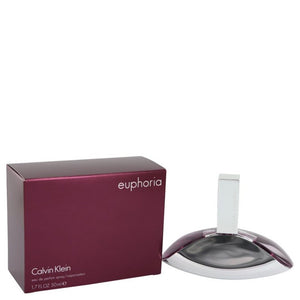 Euphoria By Calvin Klein Eau De Parfum Spray 1.7 Oz For Women