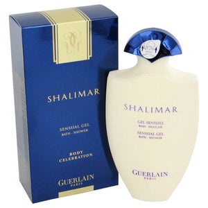 Shalimar By Guerlain Shower Gel 6.8 Oz For Women