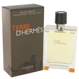 Terre D'hermes By Hermes Eau De Toilette Spray 3.4 Oz For Men