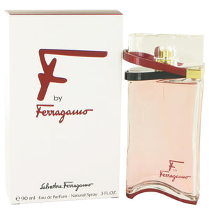 F By Salvatore Ferragamo Eau De Parfum Spray 3 Oz For Women