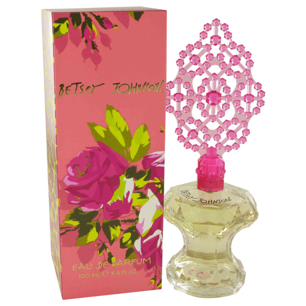 Betsey Johnson By Betsey Johnson Eau De Parfum Spray 3.4 Oz For Women