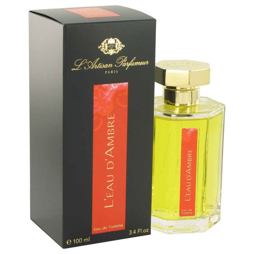 L'eau D'ambre By L'artisan Parfumeur Eau De Toilette Spray 3.4 Oz For Women