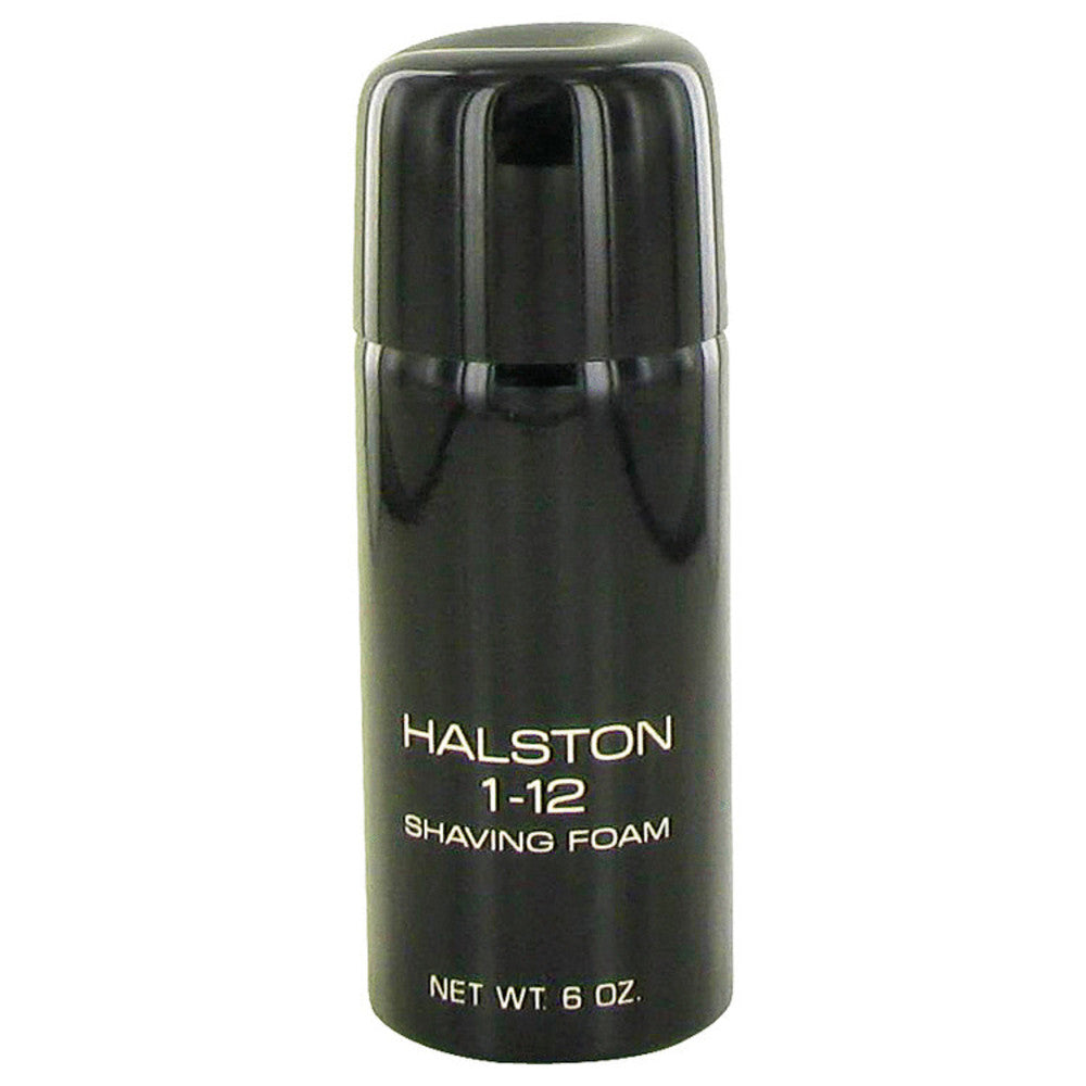 Halston 1-12 By Halston Shaving Foam 6 Oz For Men