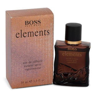 Elements By Hugo Boss Eau De Toilette Spray 1 Oz For Men