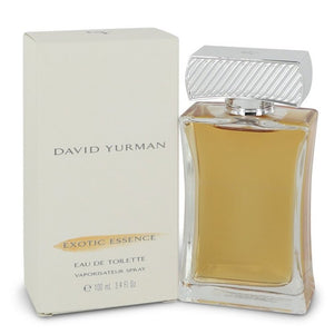 David Yurman Exotic Essence By David Yurman Eau De Toilette Spray 3.4 Oz For Women