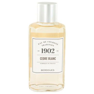 1902 Cedre Blanc By Berdoues Eau De Cologne 8.3 Oz For Women