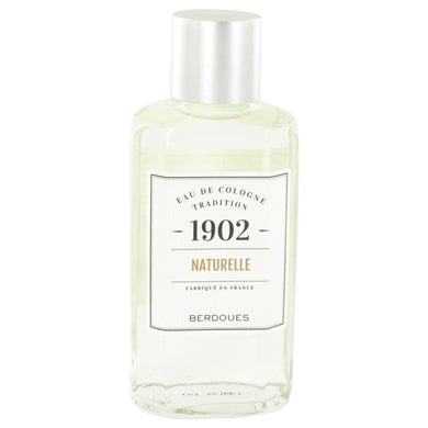 1902 Natural By Berdoues Eau De Cologne (unisex) 8.3 Oz For Men