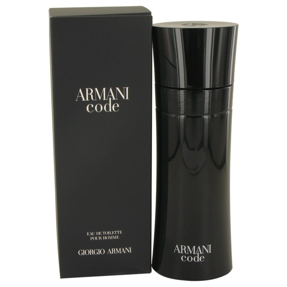 Armani Code By Giorgio Armani Eau De Toilette Spray 6.7 Oz For Men