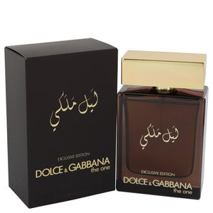 The One Royal Night By Dolce and Gabbana Eau De Parfum Spray (exclusive Edition) 3.4 Oz For Men