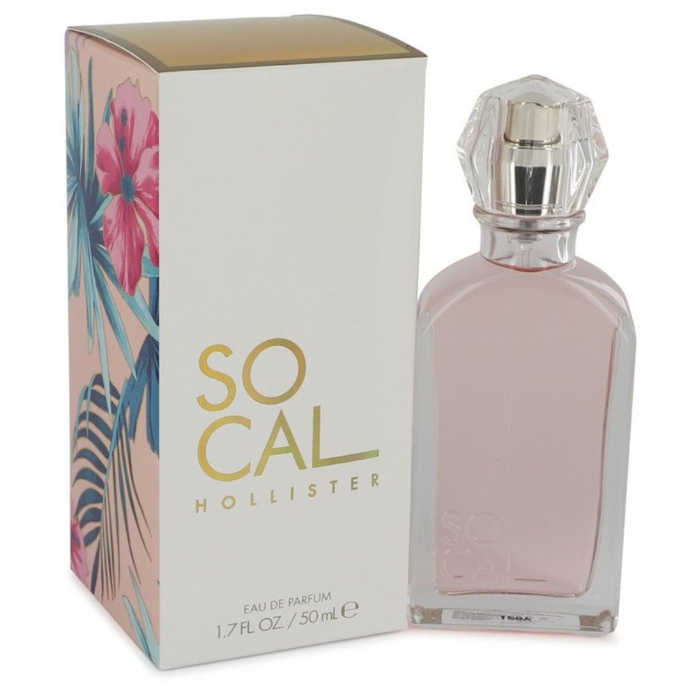Hollister So Cal By Hollister Eau De Parfum Spray 1.7 Oz For Women