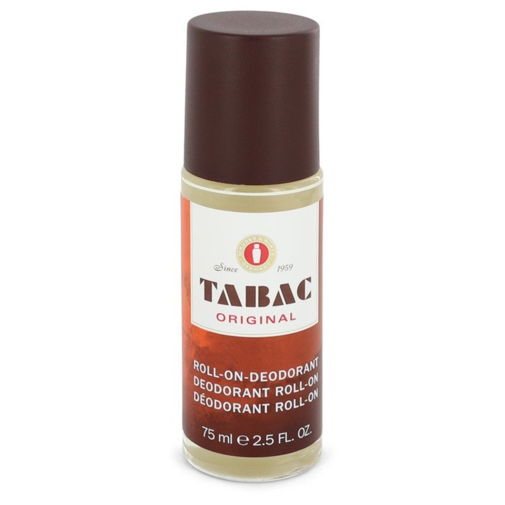 Tabac By Maurer and Wirtz Roll On Deodorant 2.5 Oz For Men