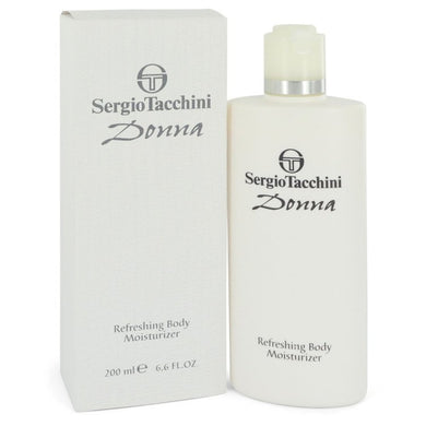 Sergio Tacchini Donna By Sergio Tacchini Body Lotion 6.6 Oz For Women