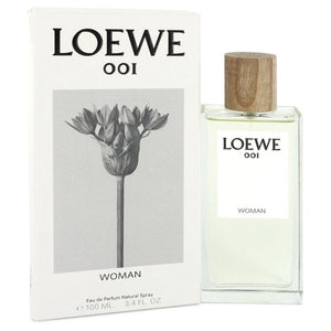 Loewe 001 Woman By Loewe Eau De Parfum Spray 3.4 Oz For Women