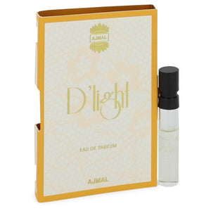 Ajmal D'light By Ajmal Vial (sample) .05 Oz For Women