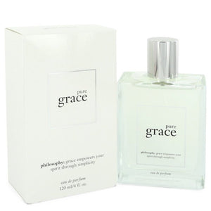 Pure Grace By Philosophy Eau De Parfum Spray 4 Oz For Women