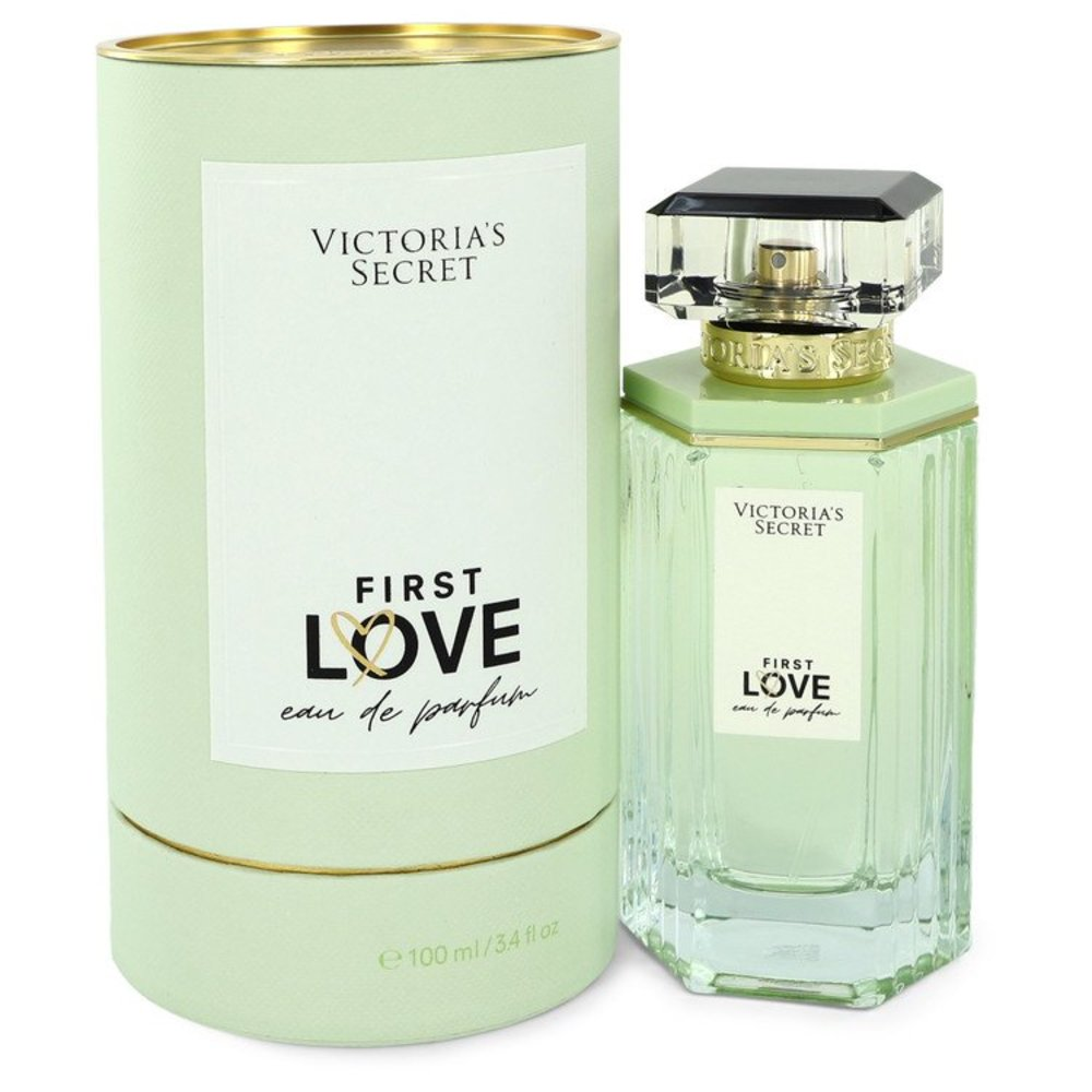 Victoria's Secret First Love By Victoria's Secret Eau De Parfum Spray 3.4 Oz For Women
