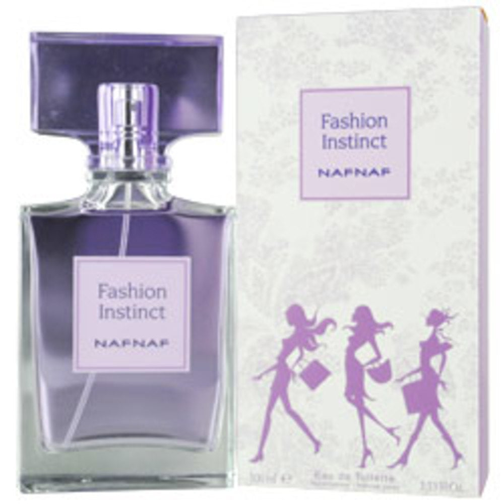 Fashion Instinct Edt Spray 3.4 Oz For Women