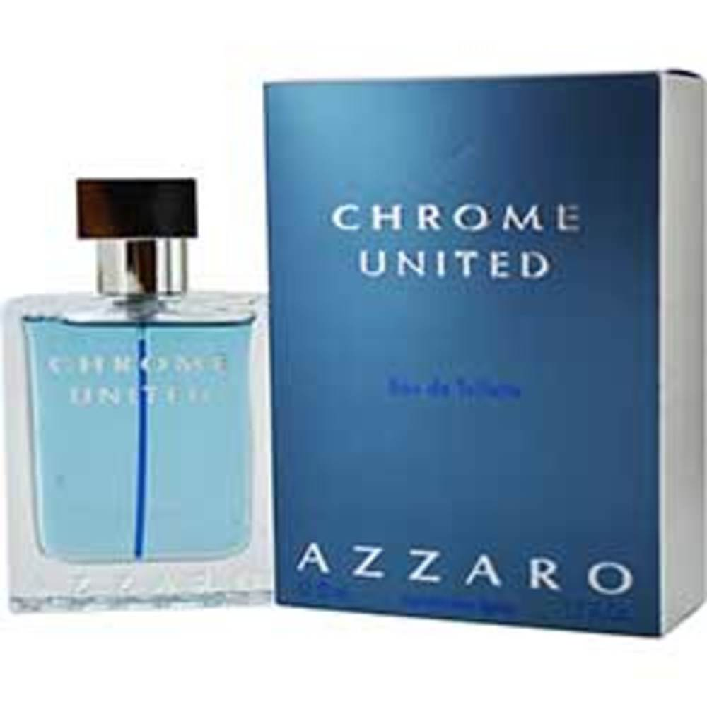 Chrome United Edt Spray 1.7 Oz For Men