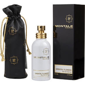 Montale Paris Oriental Flowers Eau De Parfum Spray 1.7 Oz For Women