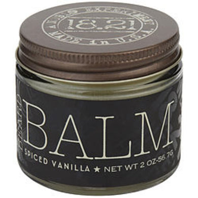 18.21 Man Made Man Made Beard Balm Spiced Vanilla 2 Oz For Men