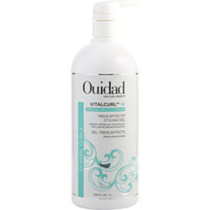 Ouidad Ouidad Vitalcurl + Tress Effects Styling Gel 33.8 Oz For Anyone