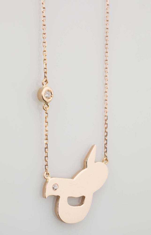 Harf 7 Necklace