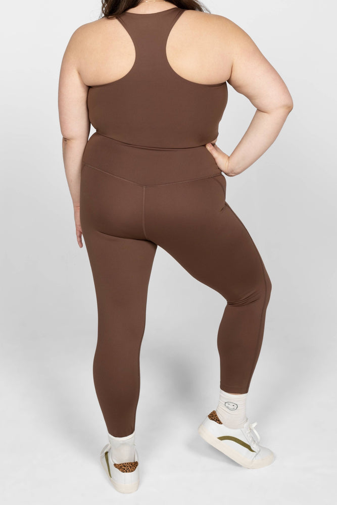Compressive High-Rise Legging, Valley
