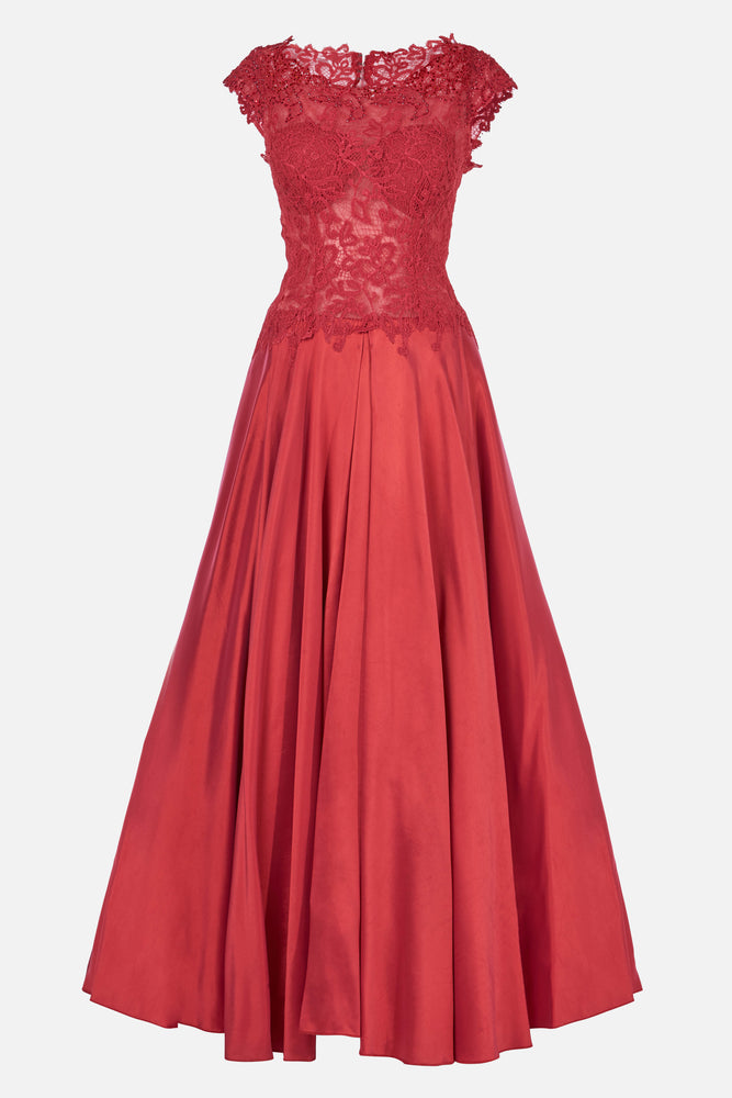 Red Lace Regal