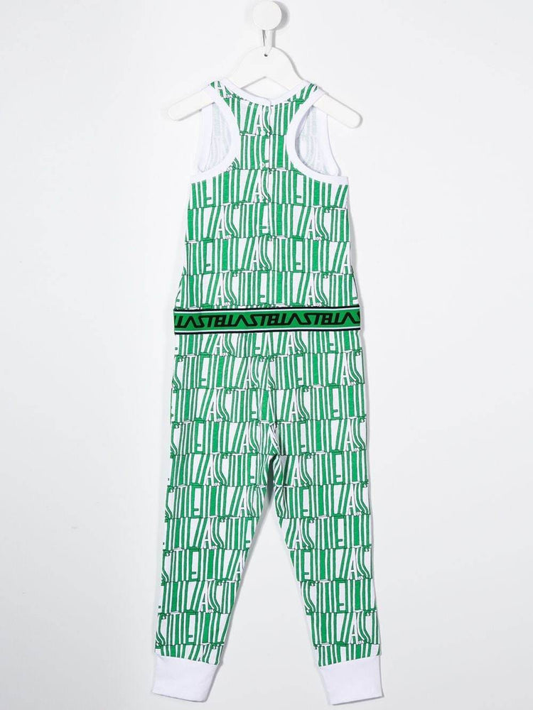 Green Stella Type SMC Jumpsuit