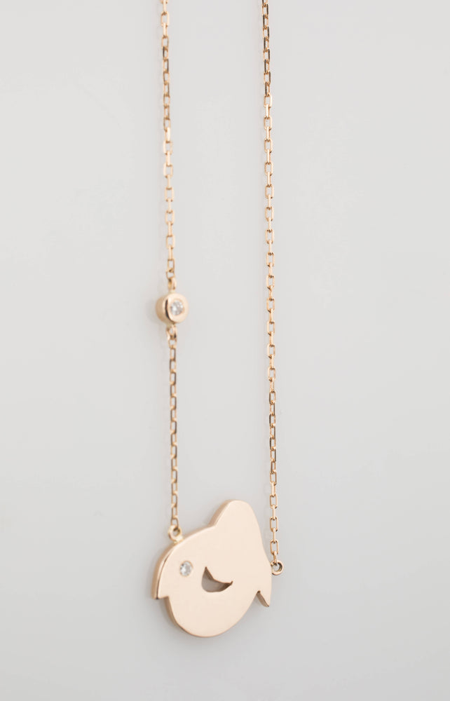 Harf 3 Necklace