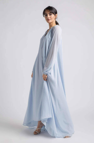 Load image into Gallery viewer, Nightgown - Baby Blue Cinderella