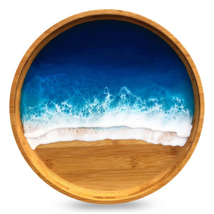 Perfect Blues Large Tray
