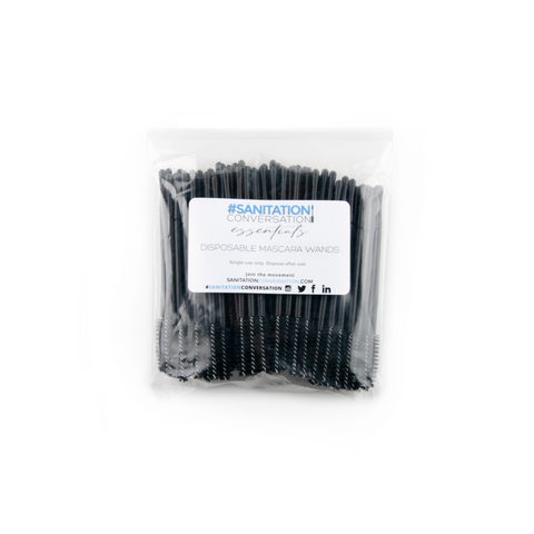 Replenishment Disposable Mascara Applicators